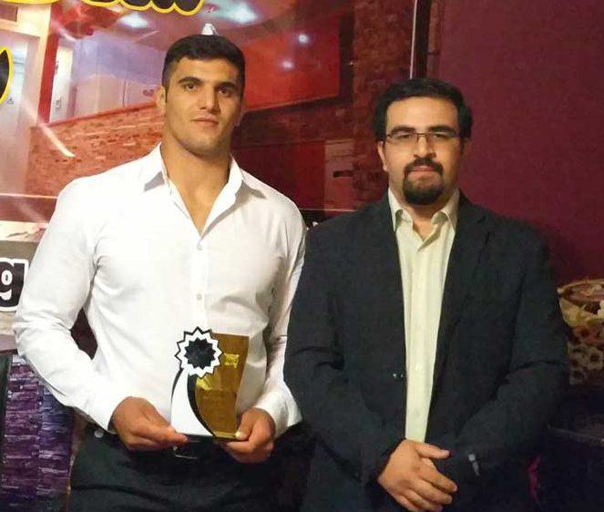 جواد محجوب قهرمان جودو ورزشکاران سلبریتی ها جواهرات ورزشکاران جواهر سایت