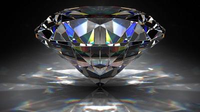 الماس سیاه طبیعی