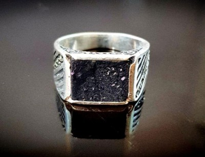 انگشتر نقره سنگ مولتی مگنا