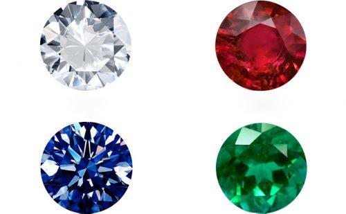 سنگ ماه تولد اردیبهشت انگشتر زمرد فیروزه آونتورین الماس مالاکیت کهربا کوارتز صورتی